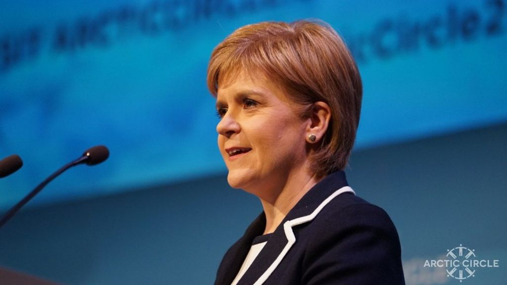 Sturgeon to attend Arctic conference