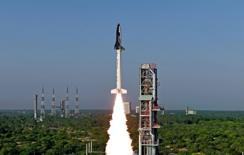 indian space shuttle program - photo #12