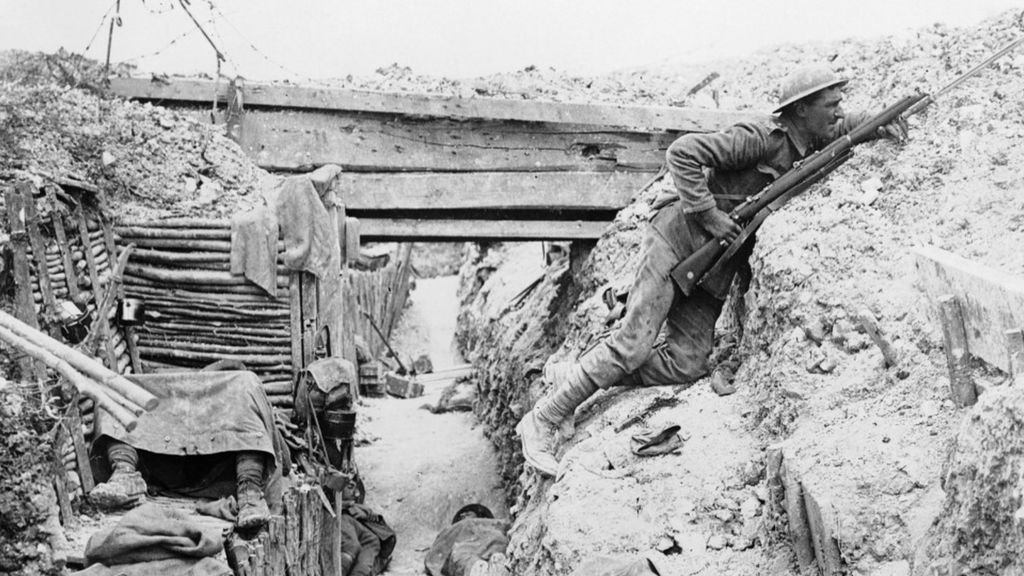 Ww1 Trenches To Be Reconstructed In Pollok Park