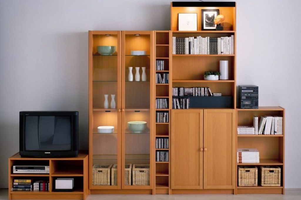 How ikea 39 s billy bookcase took over the world bbc news - Eclairage bibliotheque ikea ...