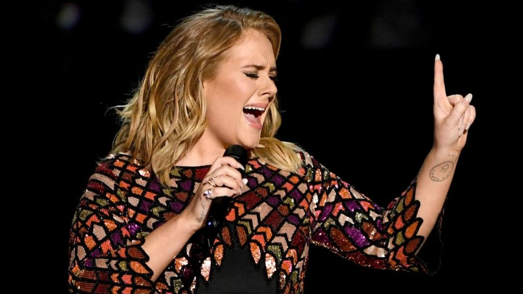 Adele and Coldplay boost record UK music sales