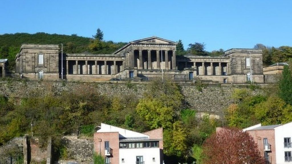 Edinburgh Royal High School hotel plan set to be rejected