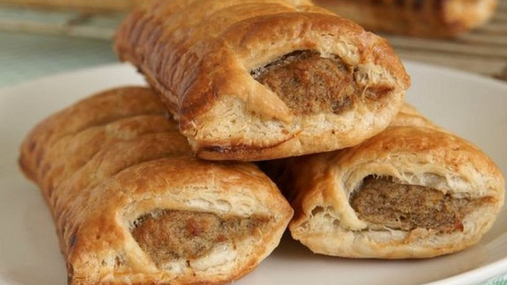Sausage roll ban in school lunchboxes