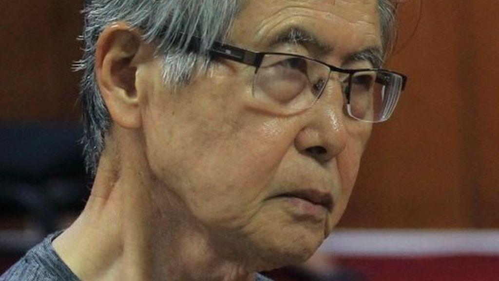 Alberto Fujimori: Peru's jailed ex-president pardoned