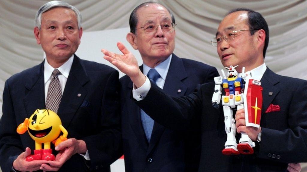 'Father of Pac-Man' Masaya Nakamura dies - BBC News
