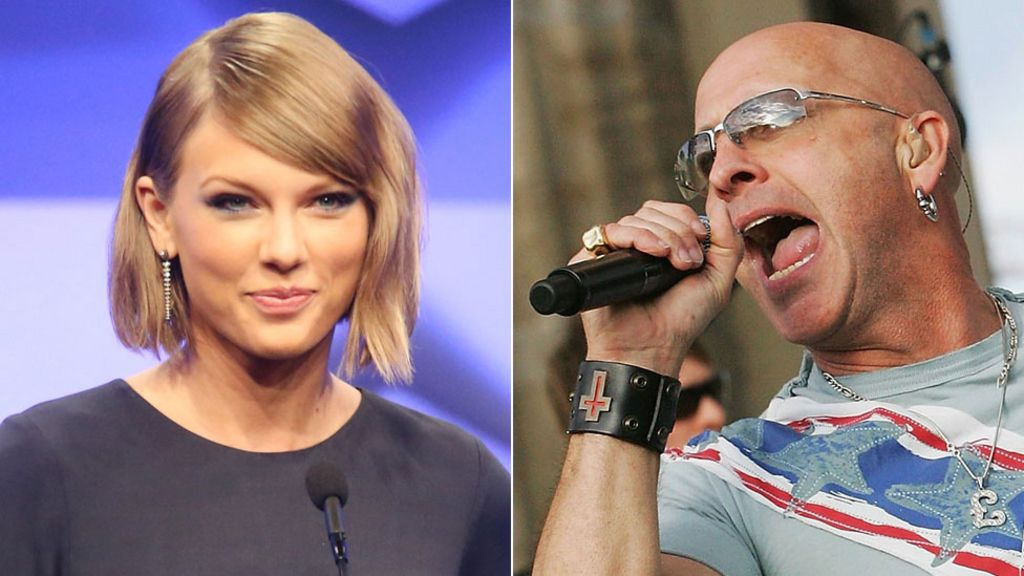 Right Said Fred credited on Taylor Swift single