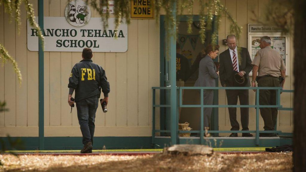 Police: California man killed wife before gun rampage