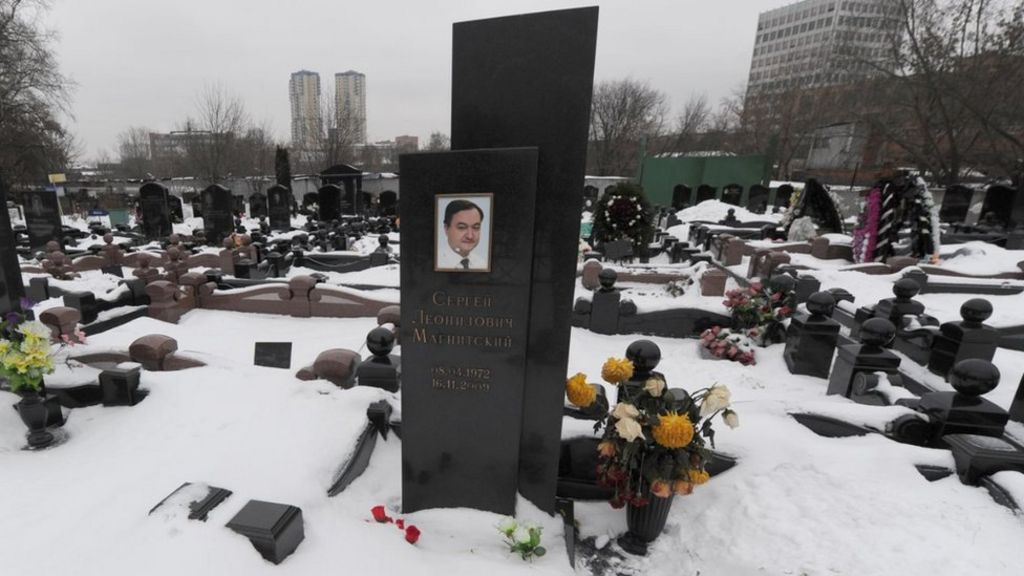Police probe UK links to Magnitsky money