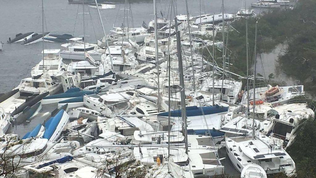 Hurricane Irma: UK territory declares state of emergency