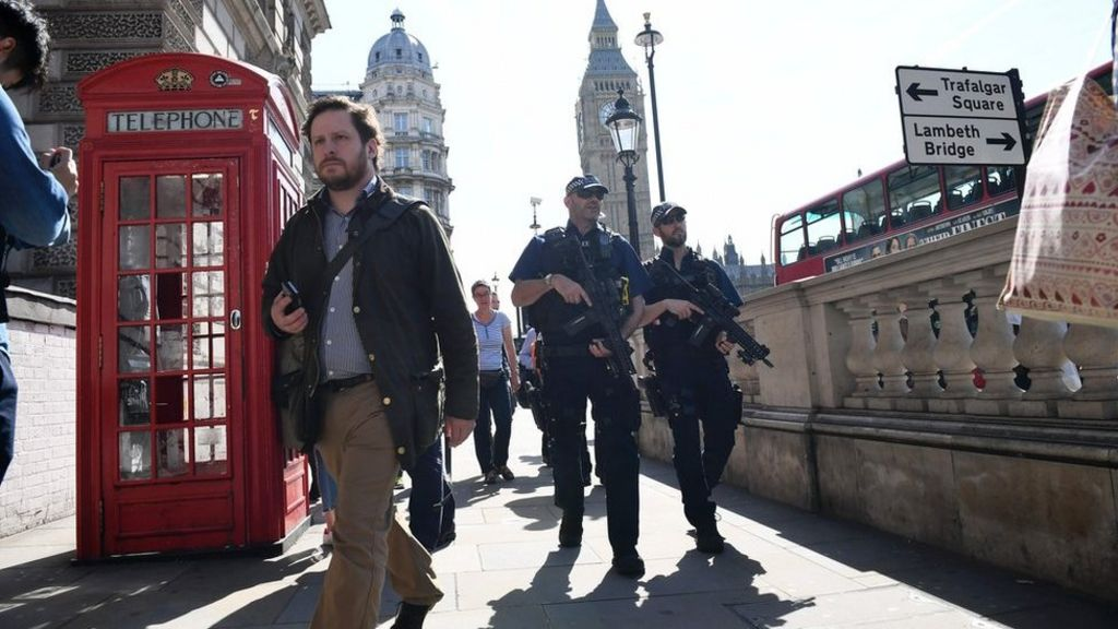 Manchester attack: UK on alert after bombing