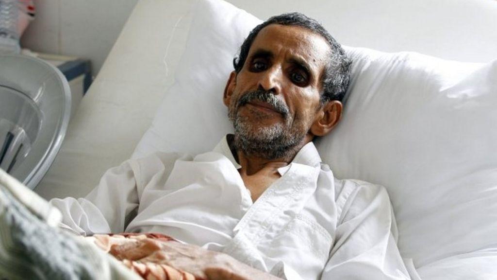 Yemen cholera cases 'pass 200,000'