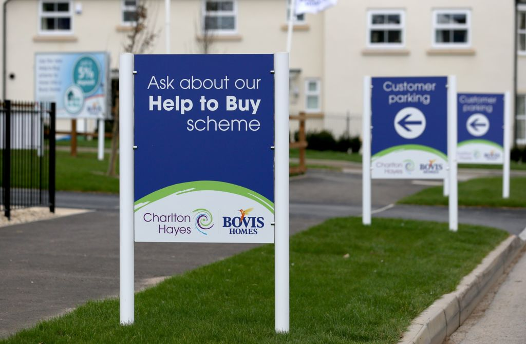 Help to Buy: How much has it helped first-time buyers?