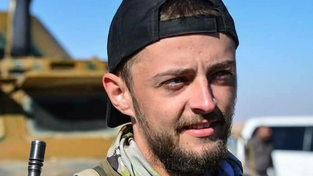 IS-fighting British man Jac Holmes killed in Syria