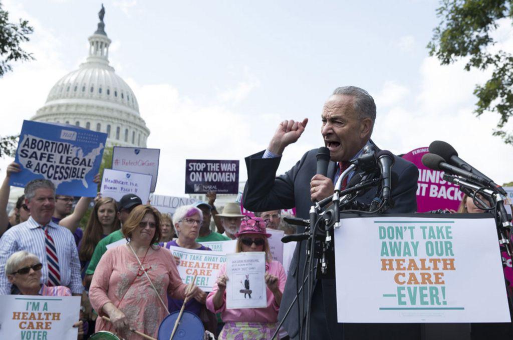 US health groups condemn Republican plan