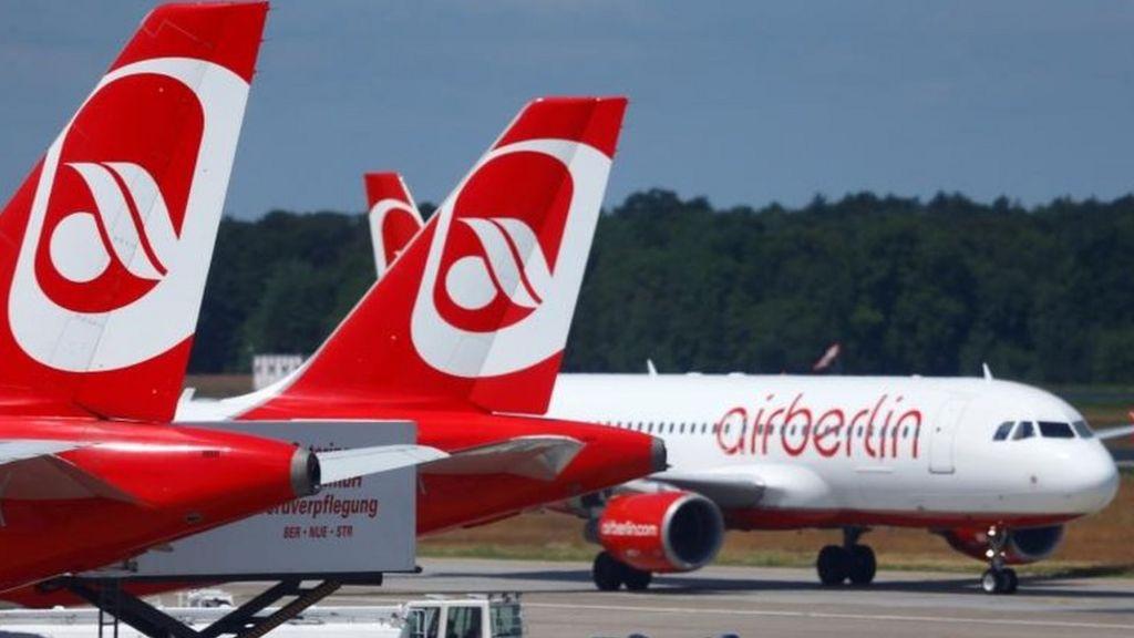 Lufthansa set to sign Air Berlin deal