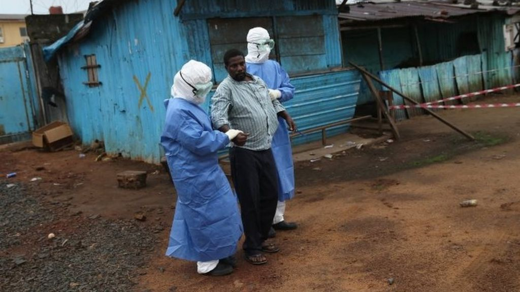 Liberia Ebola epidemic 'over', ending West African outbreak - BBC News
