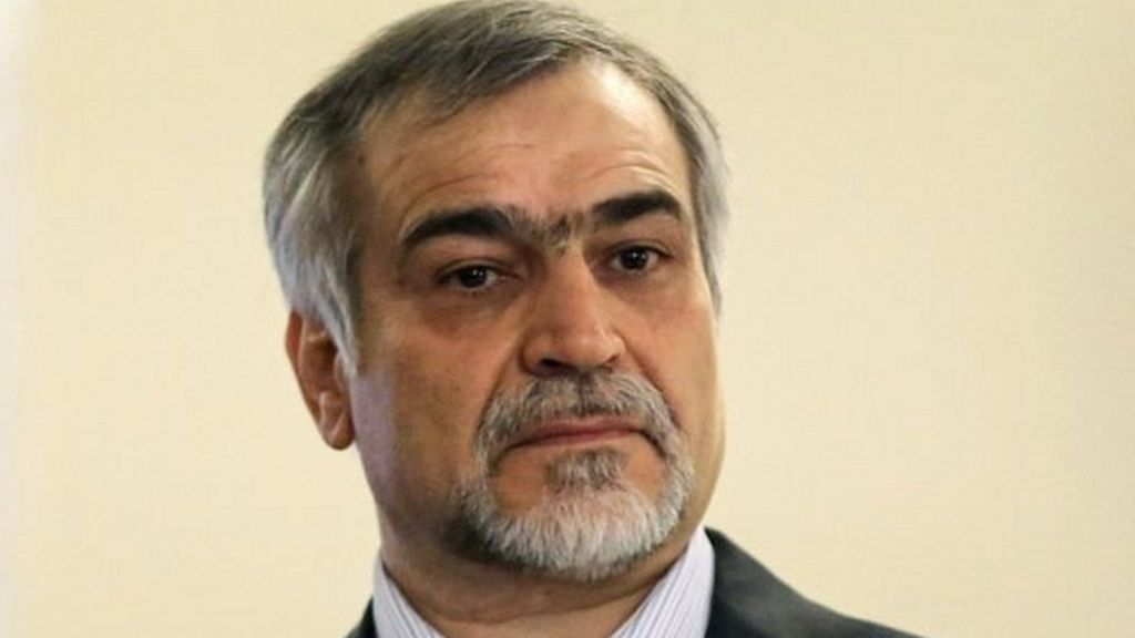Iranian President Hassan Rouhani's brother detained