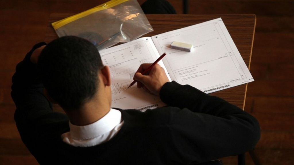 Results of new-style GCSEs due