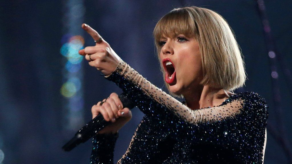 Taylor Swift wasn't backing down in court