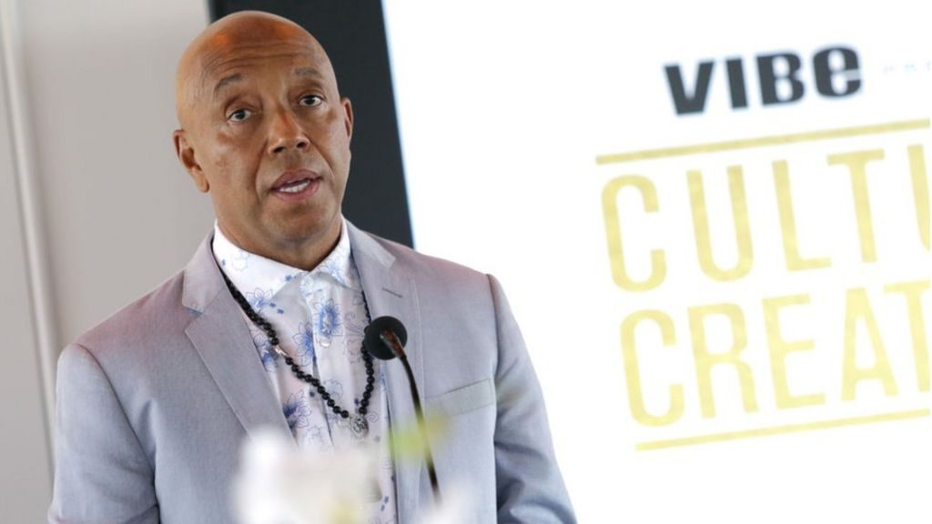 New York police investigating Russell Simmons rape claims