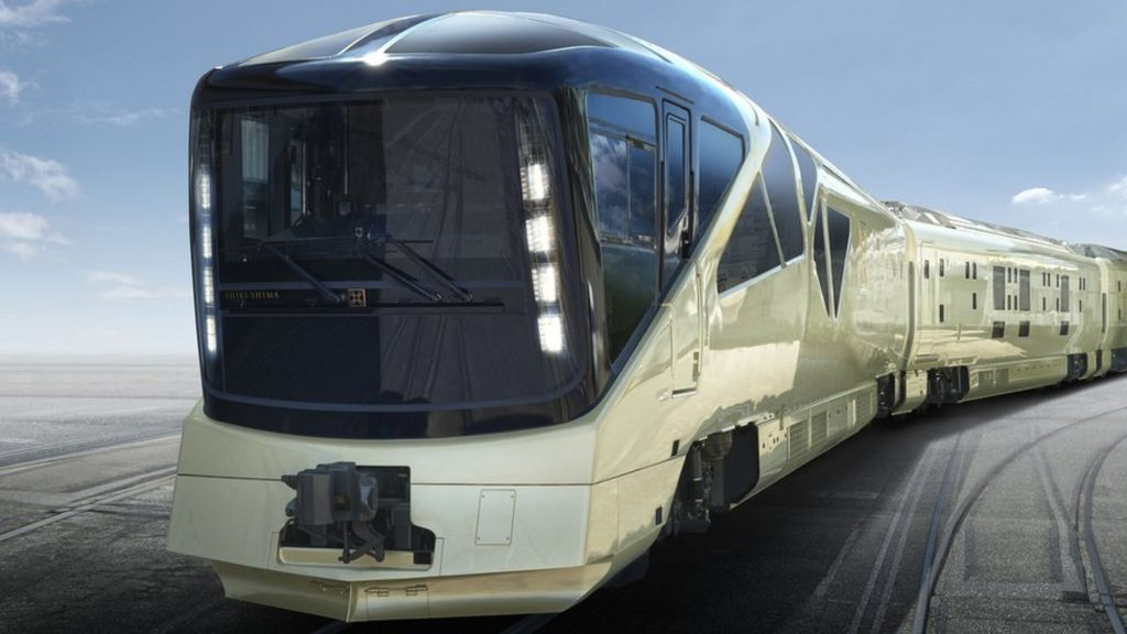 japan s ultra luxurious train hits the tracks for its maiden