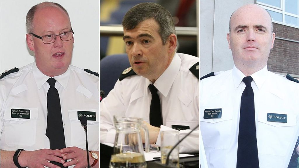 Chief Constable Hamilton investigated by ombudsman