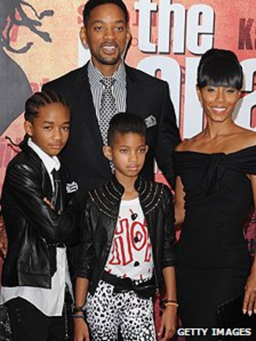 Will Smith's daughter signs record deal - BBC News