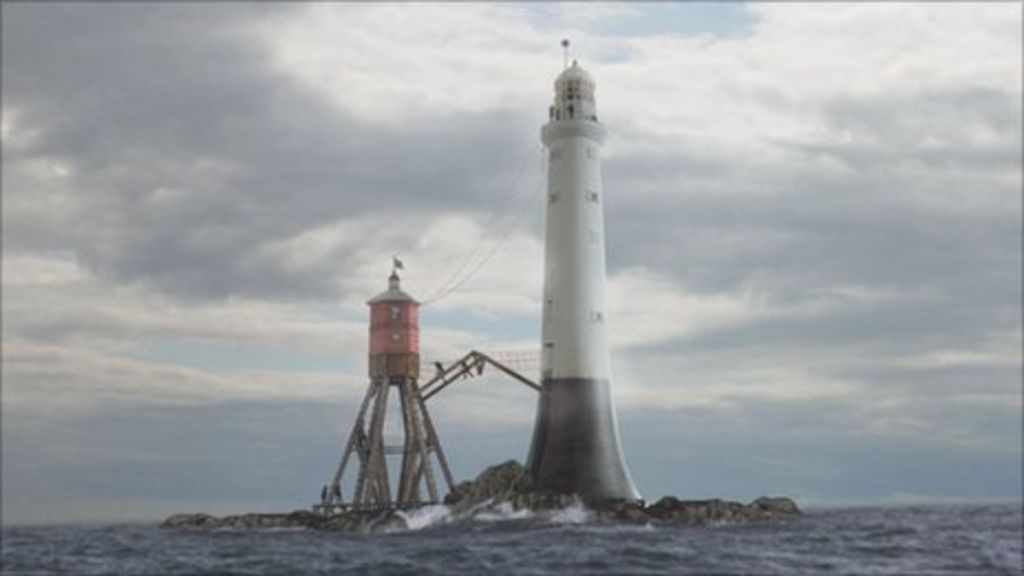 Arbroath Marks Bicentenary Of Bell Rock Lighthouse Bbc News
