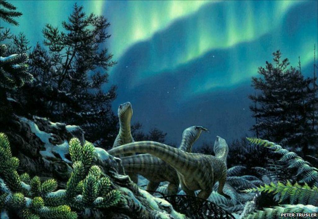 Investigation of the polar dinosaur essay