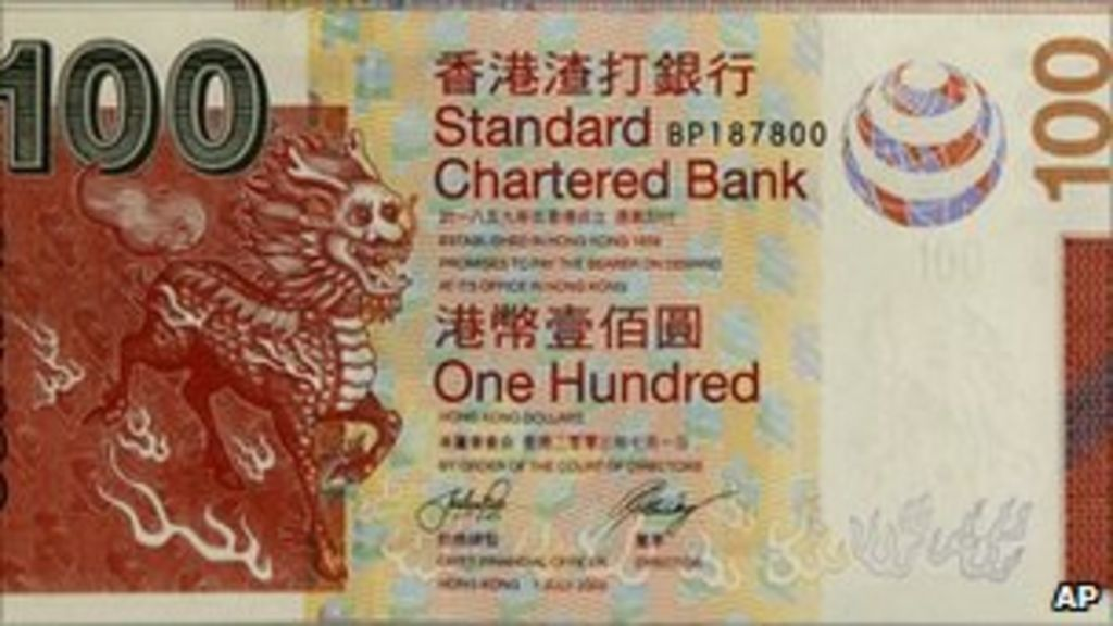 Hong Kong debates its currency's peg to the US dollar - BBC News