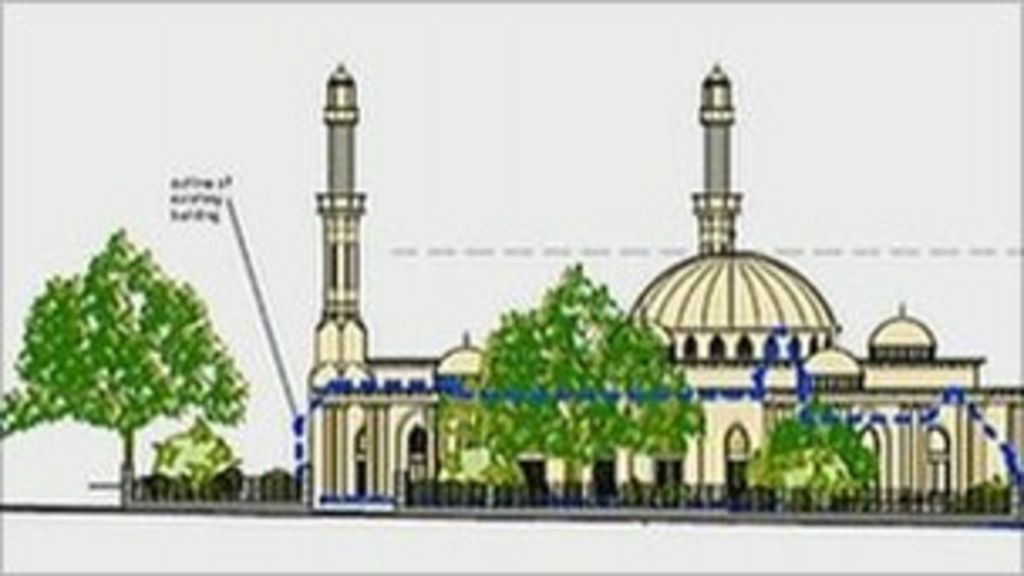 Public Inquiry Into Camberley Mosque Plan Finishes Bbc News