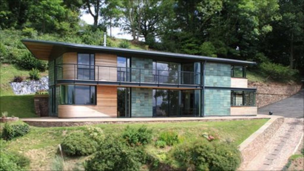 Riba awards powys and monmouthshire homes honoured bbc news for Bbc home designs