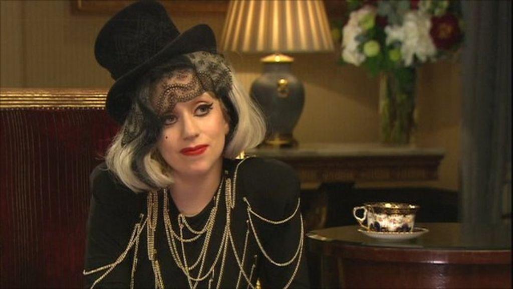 Lady Gaga tops Forbes magazine celebrity power list