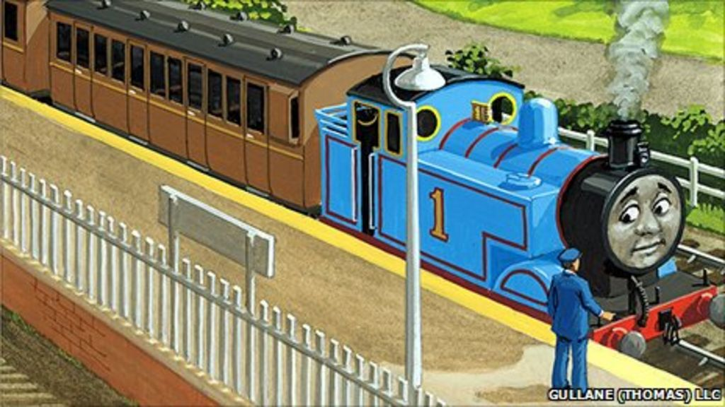 Where Is Sodor Home Of Thomas The Tank Engine Bbc News