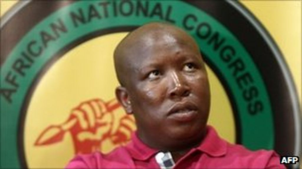 ANC to challenge Malema Shoot the Boer 'hate song' ban ...