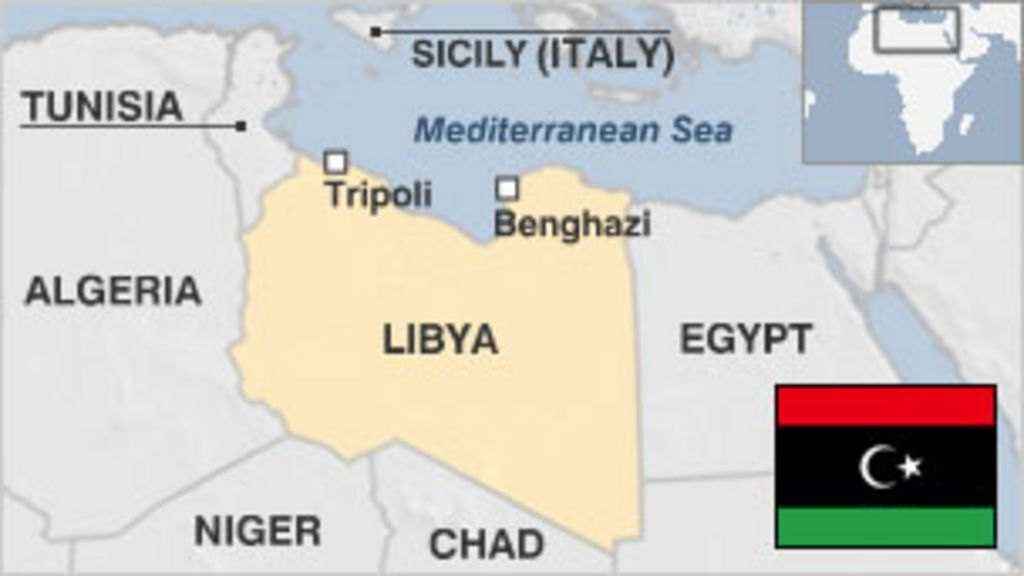 Libya country profile bbc news sciox Choice Image