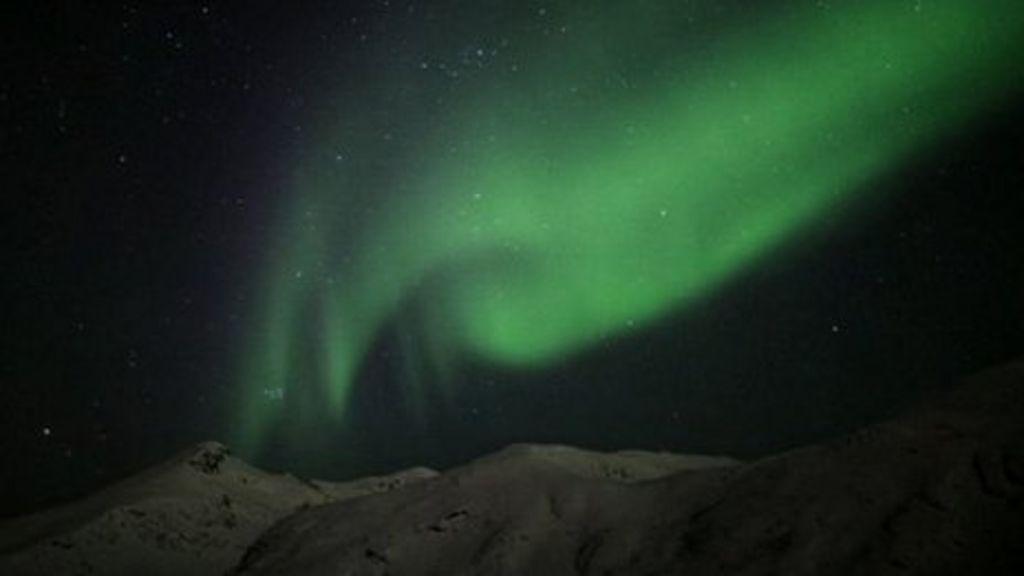 aurora borealis could light up scottish skies