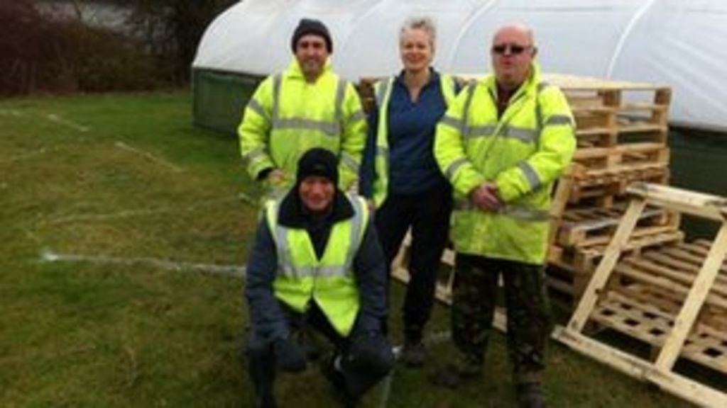 Garden For Sudbury Mental Health Patients Being Created Bbc News