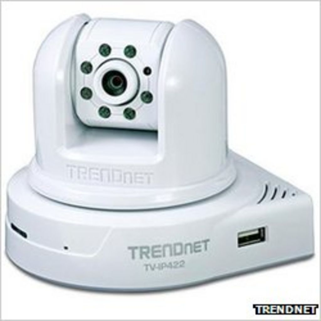 Trendnet Security Cam Flaw Exposes Video Feeds On Net