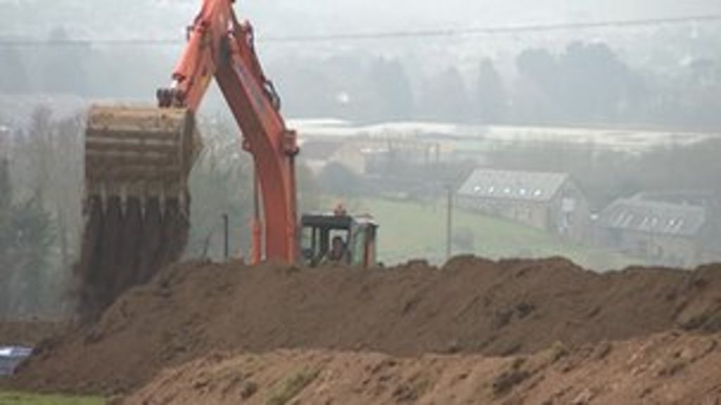 dartmoor tungsten mine link road construction begins. Black Bedroom Furniture Sets. Home Design Ideas