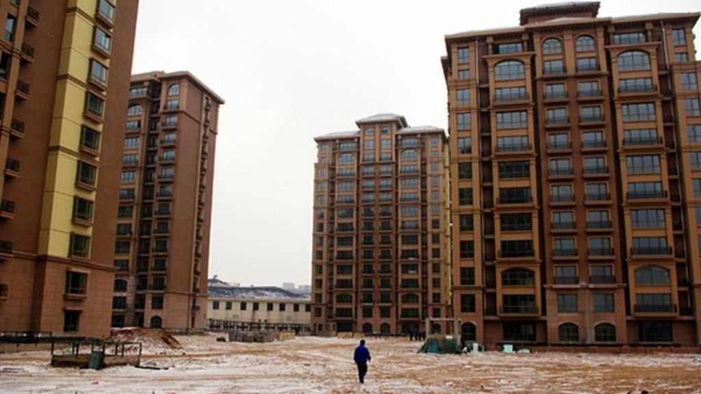Ordos: China's Modern Ghost Town