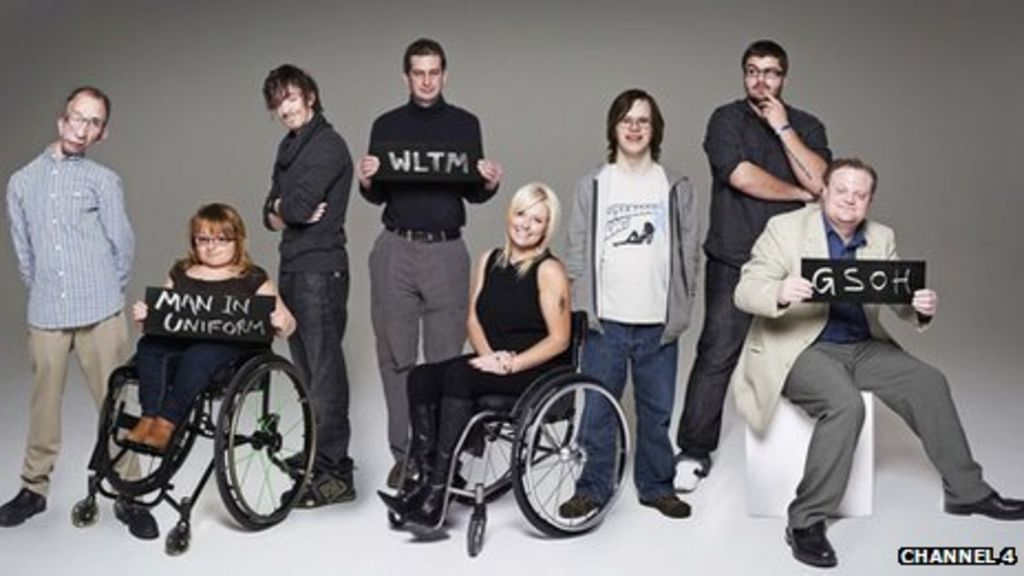 Disabled people dating site