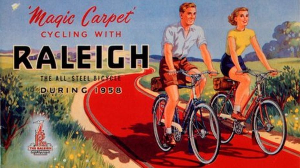 Image result for raleigh bicycle company