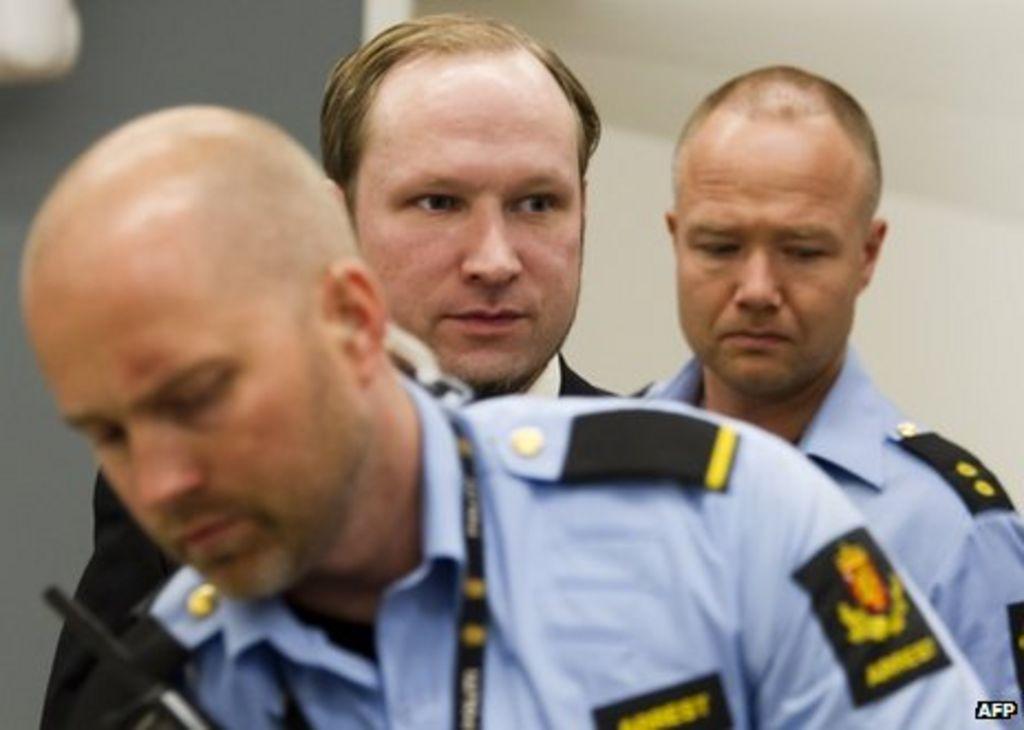 Breivik News: Anders Behring Breivik Trial: Day By Day
