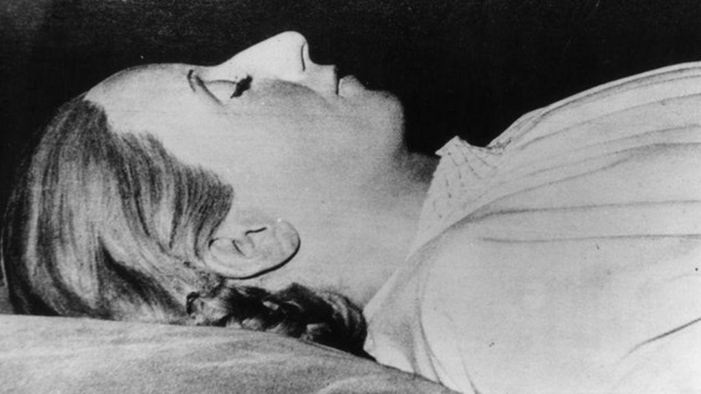 The 20 Year Odyssey Of Eva Peron S Body Bbc News