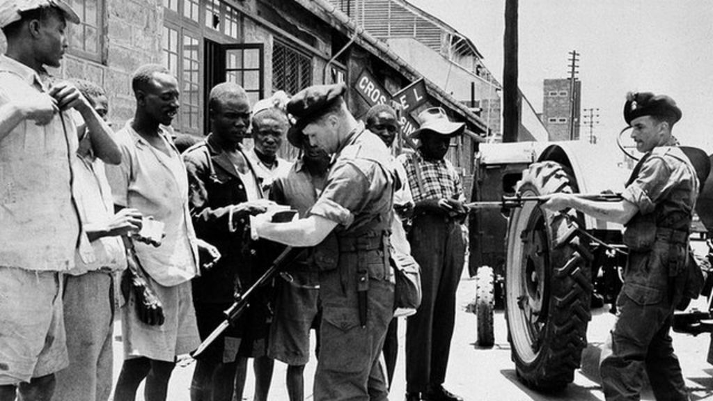 kenyan independence fight against british imperialism essay Many settlers and africans would be called up to help fight this german force turbulent years of british rule in kenya as the country kenyan independence.