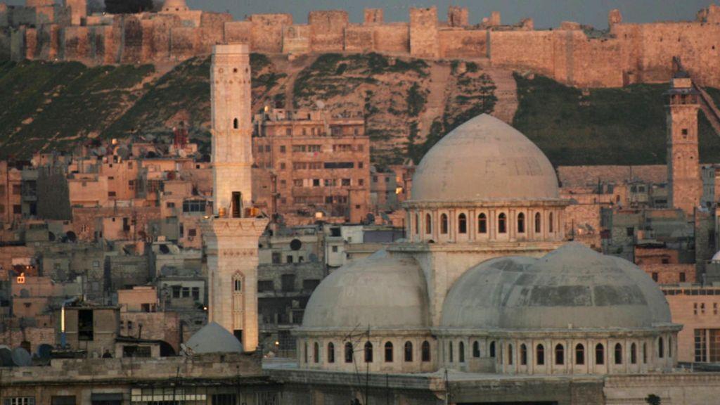 Profile: Aleppo, Syria's second city - BBC News