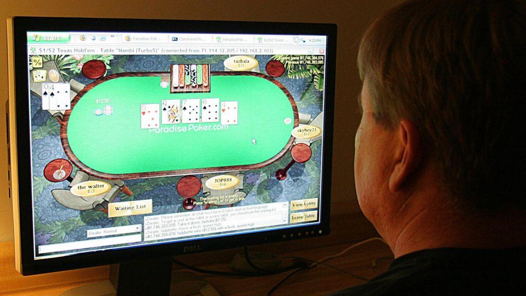 Poker bbc news