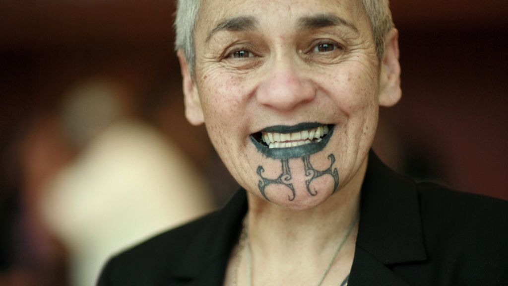 the rise of the maori tribal tattoo bbc news. Black Bedroom Furniture Sets. Home Design Ideas
