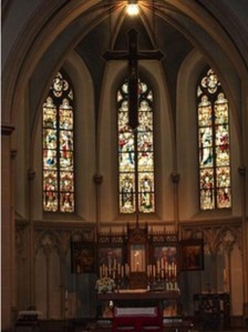 German Catholics face tax threat